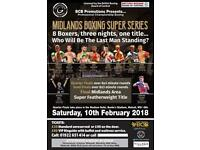Midlands Boxing Super Series