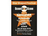 Star Shape Festival - 2 Tickets