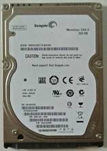 Laptop Hard Drive - Seagate 500GB SATA Parramatta Parramatta Area Preview
