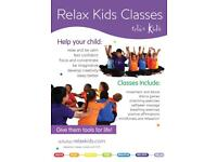 Relax kids classes