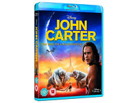 John Carter on Blu-ray