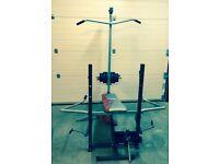 York Fitness Multi Exercise Bench