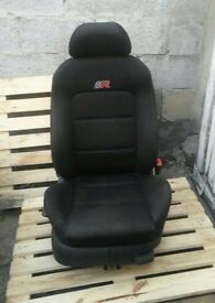 2003 Seat Leon Cupra R front and rear seats