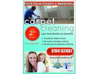 ***CARPET CLEANING***£2.00/m2***WINTER PROMOTION!!!***