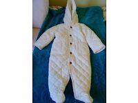 Ralph Lauren Baby Winter Suit (New)