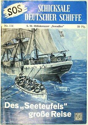 SOS Schicksale deutscher Schiffe Band 114 in Z2