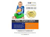Maths & English Tuitions