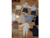 Baby clothes 3-6 month