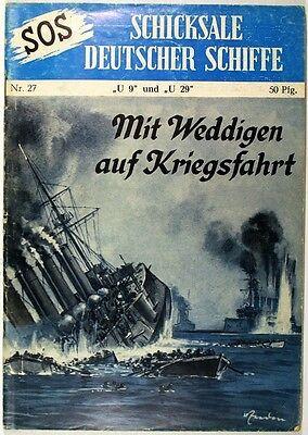 SOS Schicksale deutscher Schiffe Band 27 in Z2-
