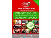 The Welsh business show - Carmarthenshire