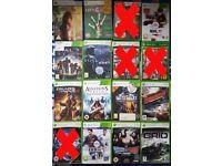 Xbox 360 Games (Gears of War, Battlefield & More!)