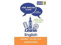 Free English Language program