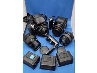 Bronica ETRs Outfit