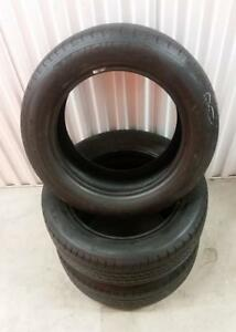(Y45) 3 Pneus Ete - 3 Summer Tires 215-55-16 Michelin
