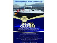 Fyne Fisher 760 - Fast fishing boat for the west of Scotland