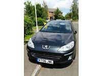 Peugeot 407 2.0HDI 6 speed/ vauxall corsa 1.3 diasel [650£]