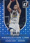 Donruss Rookie Stephen Curry Basketball Trading Cards