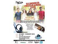 Hackney Summer Project - HYPU
