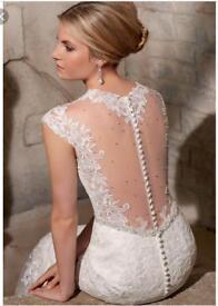 Mori Lee 2706 Brand New Wedding Dress - Size 14