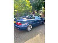 BMW, 3 SERIES, Convertible, 2005, Manual, 2171 (cc), 2 doors