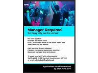 Nightclub Manager