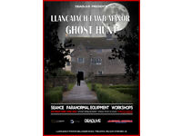 Ghost Hunt Llancaiach Fawr Manor With DeadLive Events