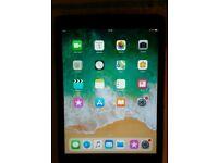 Apple iPad Air 16GB, Wi-Fi, 9.7in - Space Grey