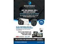 Professional CCTV Suppliers and Installers