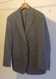 3x mans pure new wool jackets . Please see all photos