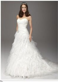Stunning 'Sandra' wedding dress