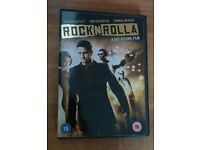 rock and rolla DVD