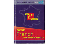 GCSE French Grammar Guide by Letts