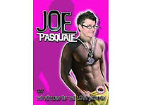 Joe Pasquale Return of the Love Monkey (2007) New Never been watched 18 RATING