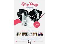 WEDDING VIDEOGRAPHY Winter offer: Only £750