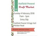 Hatfield Peverel Craft Market
