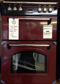 ***NEW Leisure 60cm wide gas cooker for SALE with 1 year guarantee***