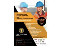 TRAFFIC BANKSMAN/ MARSHALL | FIRE SAFETY | FIRST AID | PTS | SSSTS | SMSTS | COURSES 02074761111
