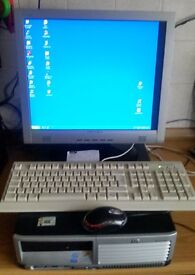 DESKTOP PC COMPLETE.