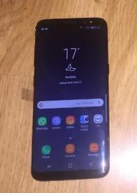 Samsung S8 (SM-G950F) 64GB -Unlocked