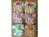 Miosolo cloth nappies