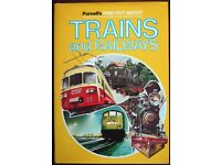 Purnell's Find out About Trains and Railways