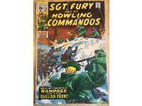 Original American Marvel Comics for sale