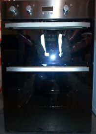 Hotpoint Electric Oven DHS53CX/PCC61121, 6 months warranty,Delivery available in Devon/Cornwall