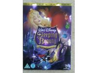 KIDS DISNEY DVDS CINDERELLA SLEEPING BEAUTY SNOW WHITE