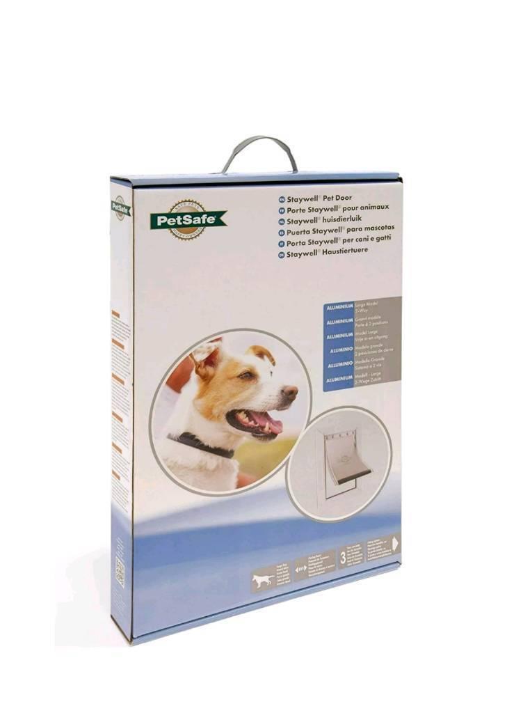 Staywell Dog Flap Petsafe Pet Door Large In Benfleet Essex Gumtree