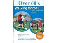 Over 60's Walking Football