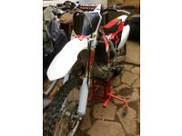 2015 CRF 450 £2800 Ono or swaps 125
