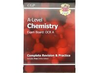 A-Level Chemistry Revision Guide OCR A New Spec