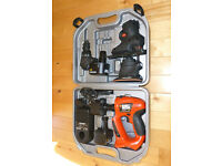 Black and Decker Quattro KC2000 Multi Tool Set