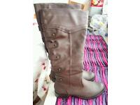 Brown Boots NEW